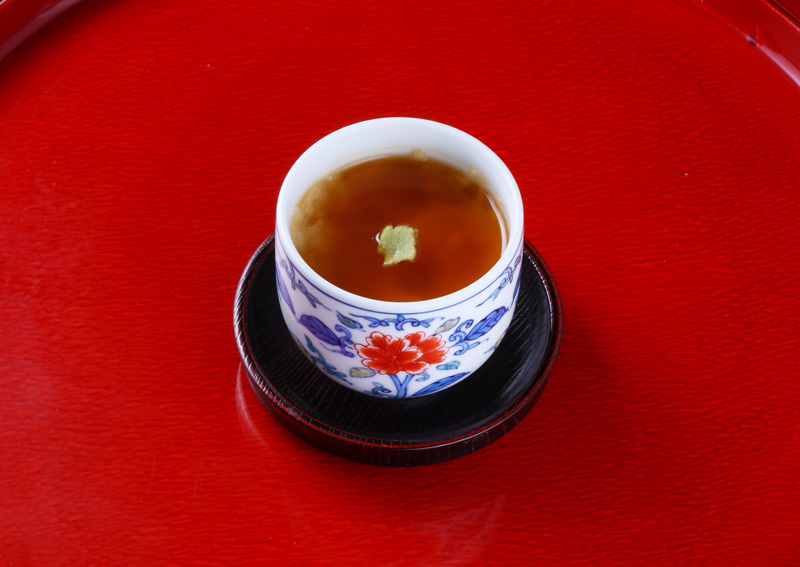 かぶらの茶碗蒸し(2月)